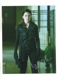 Liz May Brice from Torchwood
